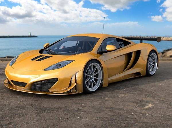 sportowy samochód 1